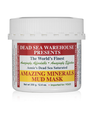Dead Sea Warehouse Amazing Minerals Mud Mask